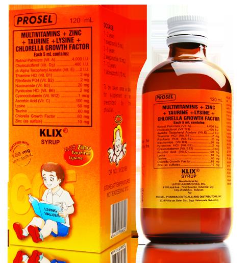 Syrup KLIX_KIDS